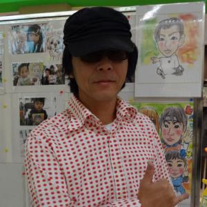 ネット通販で『日本一安い手描き似顔絵師』としてanan等の雑誌に掲載!