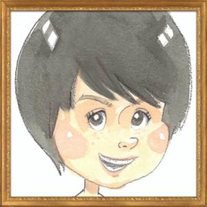 POPで可愛く楽しい似顔絵ブライダルボードお描きします!